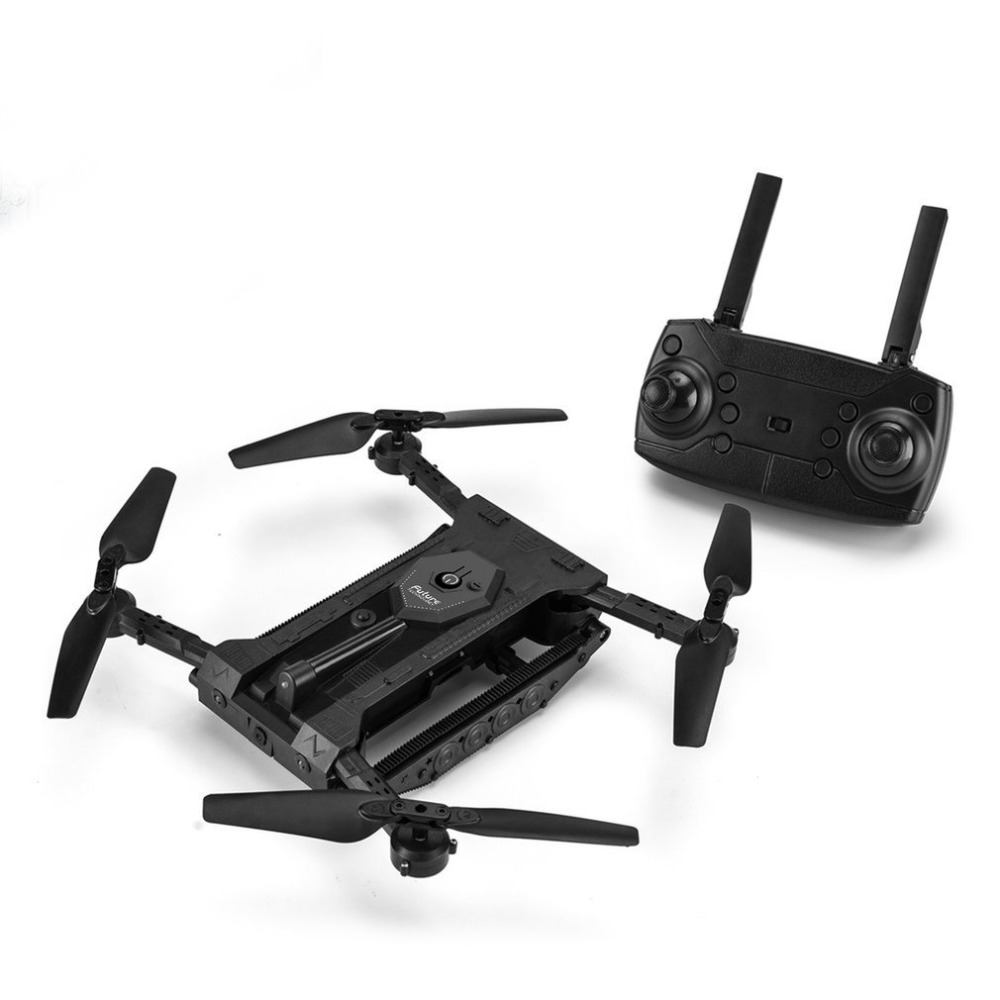 HOT R5 Foldable RC Flying Car Drone Quadcopter Aircraft UAV with 720P HD WIFI FPV Camera 16mins Long Flight Altitude Hold