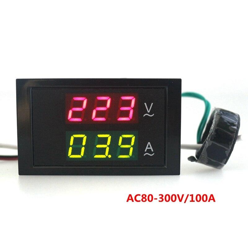 Pic Volt Ampere Meter
