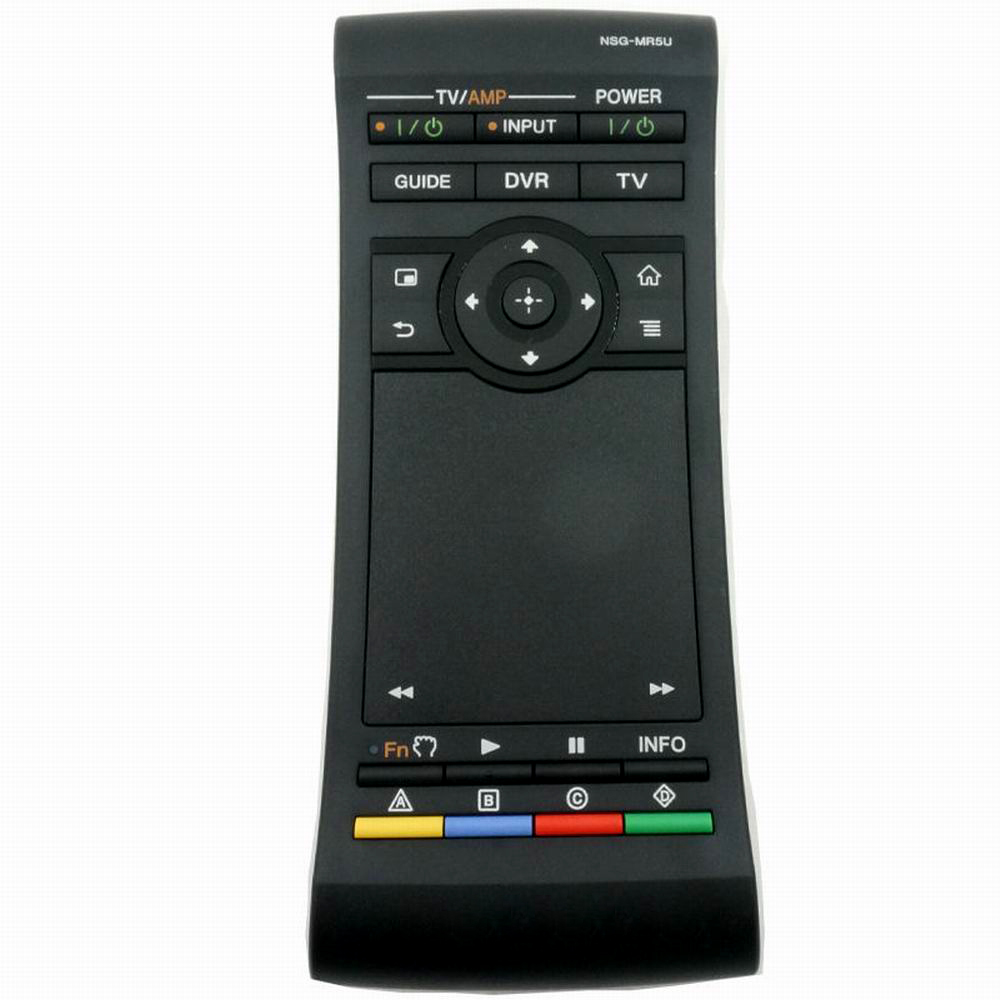 Used Original Generic For Sony NSG-MR5U Google TV Bluetooth Remote Control Keyboard TouchPad NSZGS7 NSZGX70 149040011 149040013 guide to the dragons volume 1