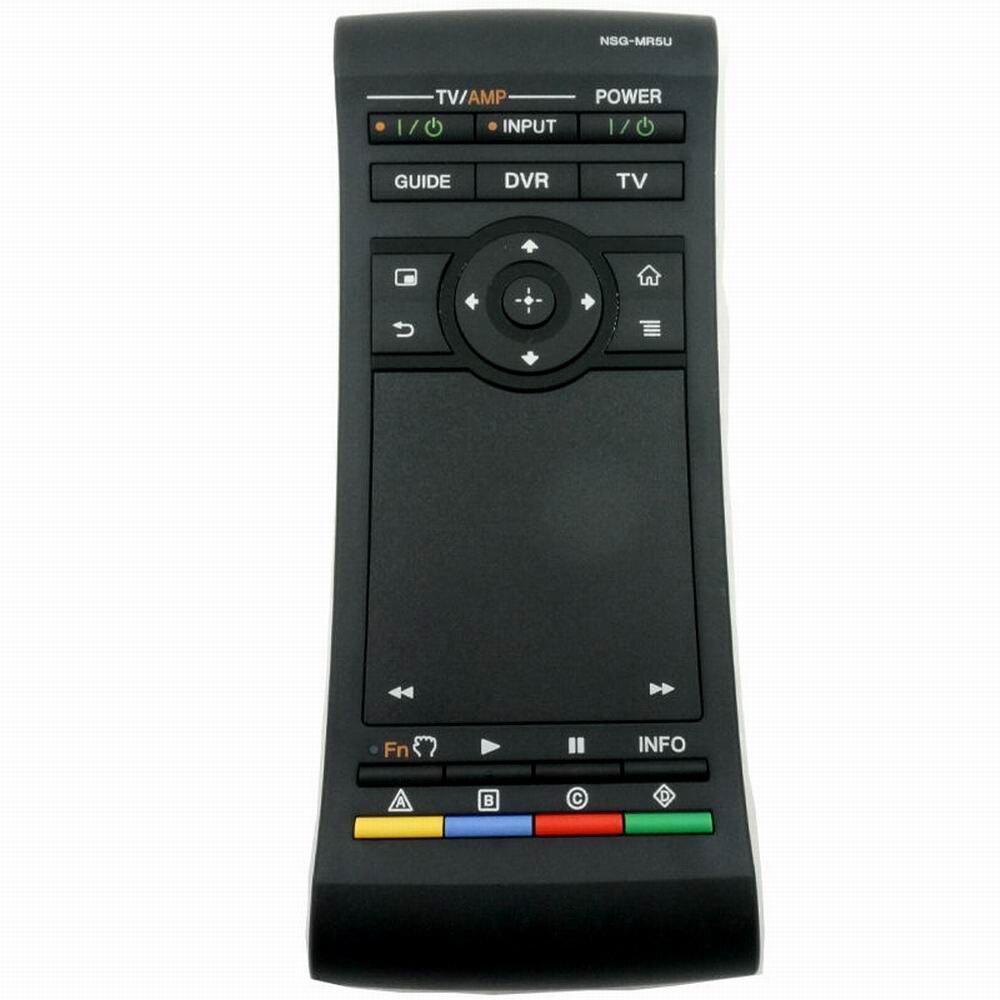 Used Original Generic For Sony NSG-MR5U Google TV Bluetooth Remote Control Keyboard TouchPad NSZGS7 NSZGX70 149040011 149040013