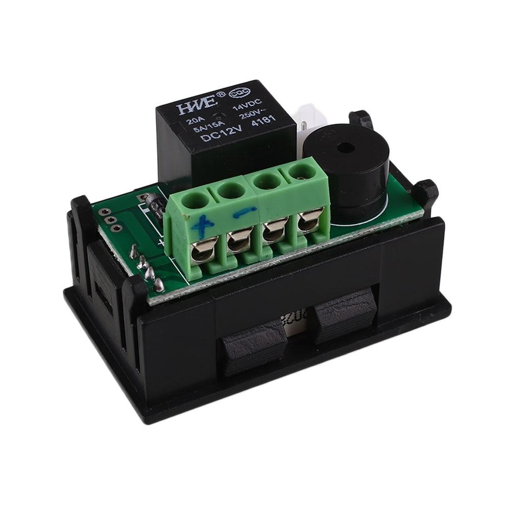 DC12V 20A Controlador digital de temperatura DIY Inteligente Mini - Instrumentos de medición - foto 4