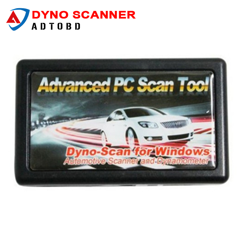 New Arrival dyno scanner Dyno-Scanner Dynamometer Windows Automotive Scanner Advanced PC Scan Tool dyno scanner free shipping scanner