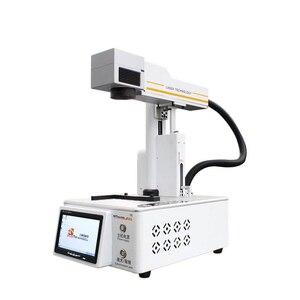 Image 3 - PG diejenigen/MG Diejenigen LCD Laser Reparatur Maschine Für iPhone 11/X/ XS Max /8 /8 + zurück Glas Trennung Laser Gravur Maschine