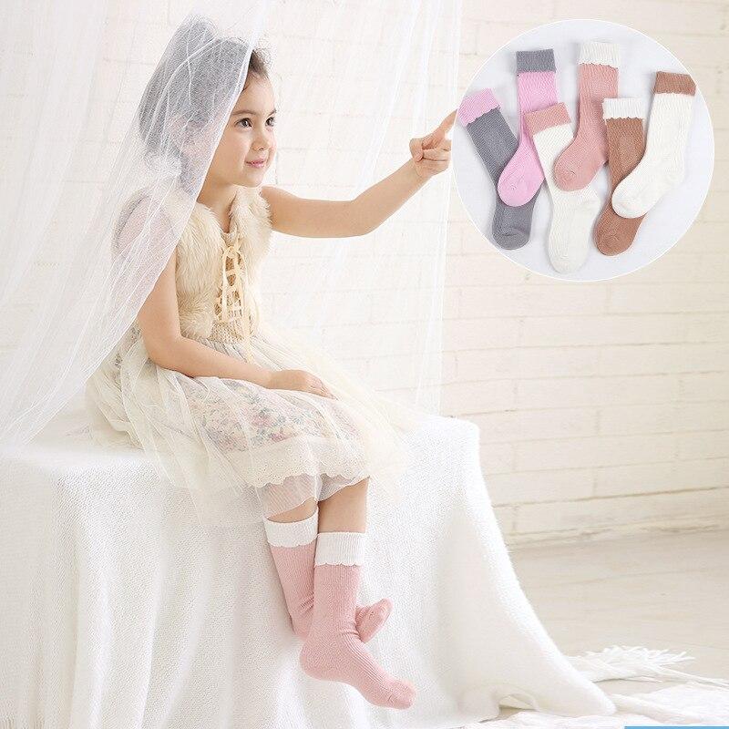 3 yataq otağı / çox Yeni payız qış Baby girl corab Moda Ulduz - Uşaq geyimləri - Fotoqrafiya 2