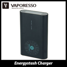 Oiginal Vaporesso Energystash Charger-004 4×18650 Cargador de Batería de Múltiples Funciones Portable de batería Recargable de Li-ion