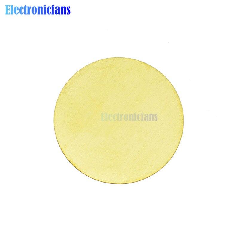 wire 10PCS 20mm Piezo Elements Sounder Sensor Trigger Drum Disc 6.5KHZ