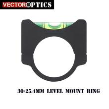 Rings TWO Pcs 30mm 1 Anti Cant Riflescope Level Mount