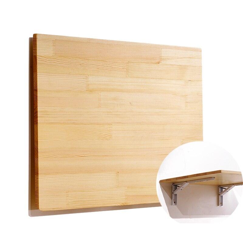 Mesa de comedor plegable pintura libre respetuoso con el medio ambiente  Escritorio de madera maciza ...
