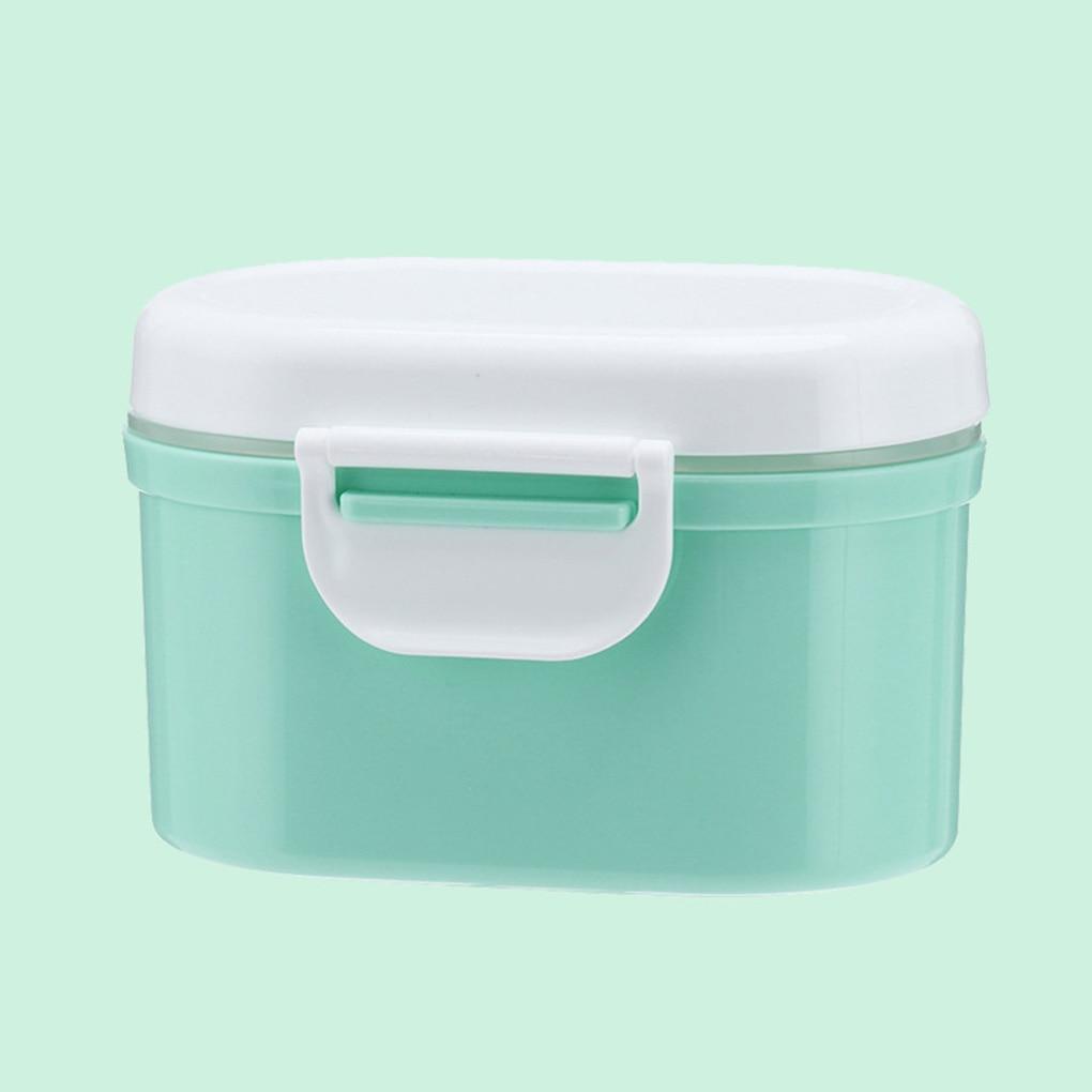 Formula Dispenser Non-Spill Tragbare Baby Milchpulver Box Dispenser Storage Snack Container