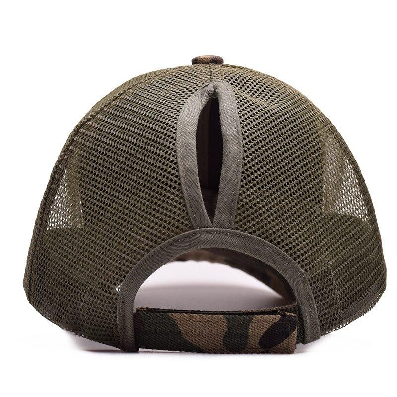 e6e2b83f IOTTG 2018 New Arrival Ponytail Baseball Cap Women's Cap Messy Bun Adjustable  Cap Sport Snapback Hats-in Baseball Caps from Apparel Accessories on ...