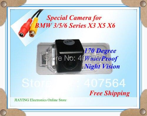 מיוחד SONY CCD מצלמה נוף אחורי עבור BMW3 / 5 - אלקטרוניקה לרכב