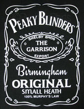 PEAKY BLINDERS / The Garrison Inspired T Shirt Top Mens Tee Great Gift Cotton Print T Shirt Mens Short Sleeve Hot Fashion peaky blinders t shirt peaky blinders t shirt 4xl 100 percent cotton tee shirt short sleeve classic men graphic cute tshirt