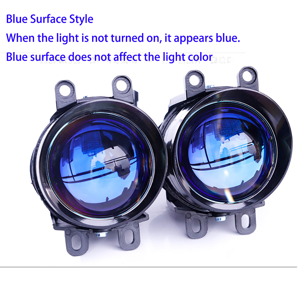NEW Bixenon Projector Lens Fog Lamp Driving Light W/ HID Bulb D2H Waterproof For Toyota COROLLA/CAMRY/HIGHLANDER/PRIUS/RAV4 image