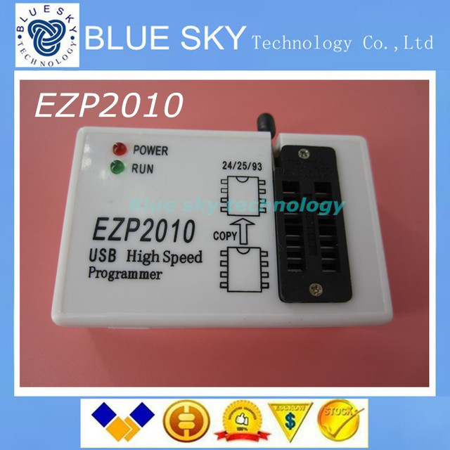 EZP2010 de alta-velocidade USB SPI Programmer support24 25 93 25 EEPROM do flash chip de bios