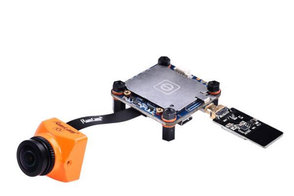 RunCam Split 2 S avec WIFI Module 1080 @ 60 fpsHD Enregistrement & WDR 16:9/4:3 avec 30.5 * 30.5mm M4 Trou FPV Caméra pour FPV RC drone de course