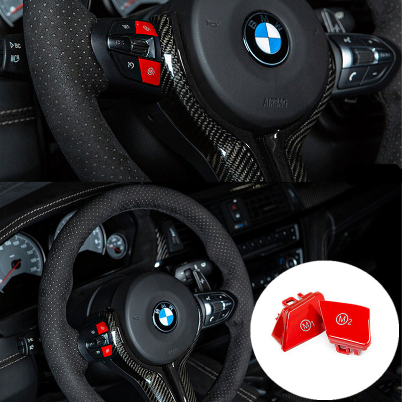 RRX CARBON For BMW M3 M4 F80 F82 F83 Steering Wheel