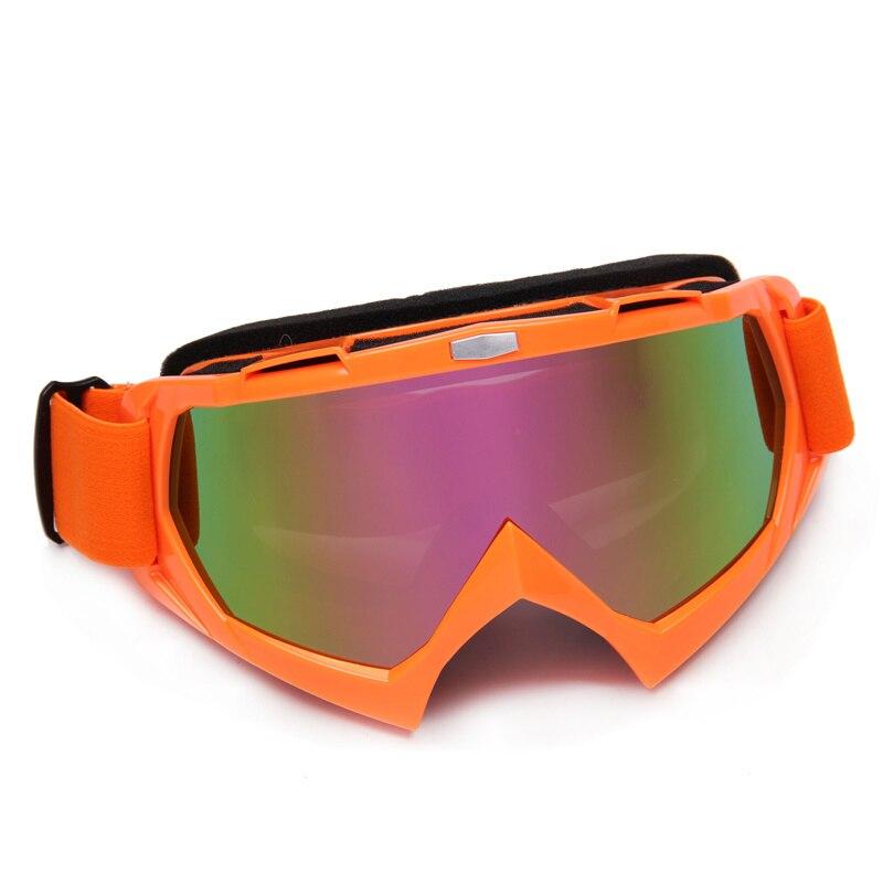 Новый лыжный сноуборд снегоход Очки мотоцикле очки Мотокросс внедорожных Байк скоростной спуск очки