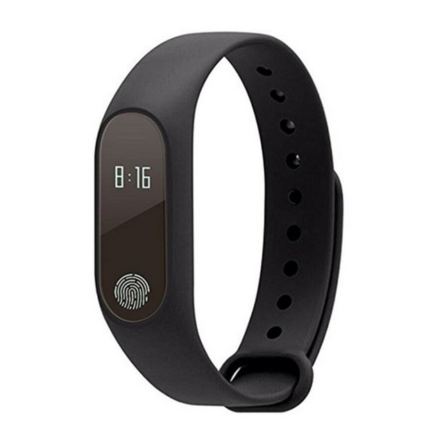 Pedometers Waterproof Bluetooth Smart Band Running Sport Fitness Wristband Sleep Monitor Intelligent OLED Touchpad Heart Rate