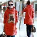 Maternity Down Jackets Coats Clothes Plus Size Pregnancy Overcoat Hoodies Windbreaker Warm Outwear Clothing For Pregnant Women