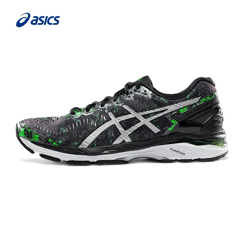 Original ASICS classic GEL-KAYANO 23 Mens Stability Running Shoes Sports Shoes Sneakers outdoor Breathable shoes Retro Leisure