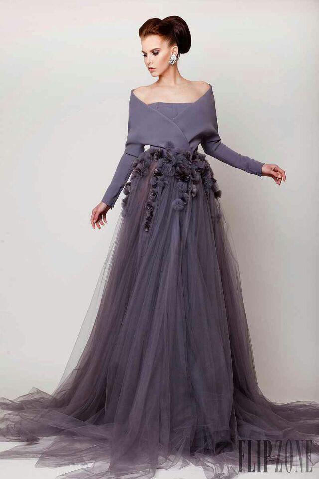 451c8c6588ab Top Quality Purple Vestido De Madrinha Com Renda Longo Long Sleeves Off  Shoulder Prom mother of the bride dresses