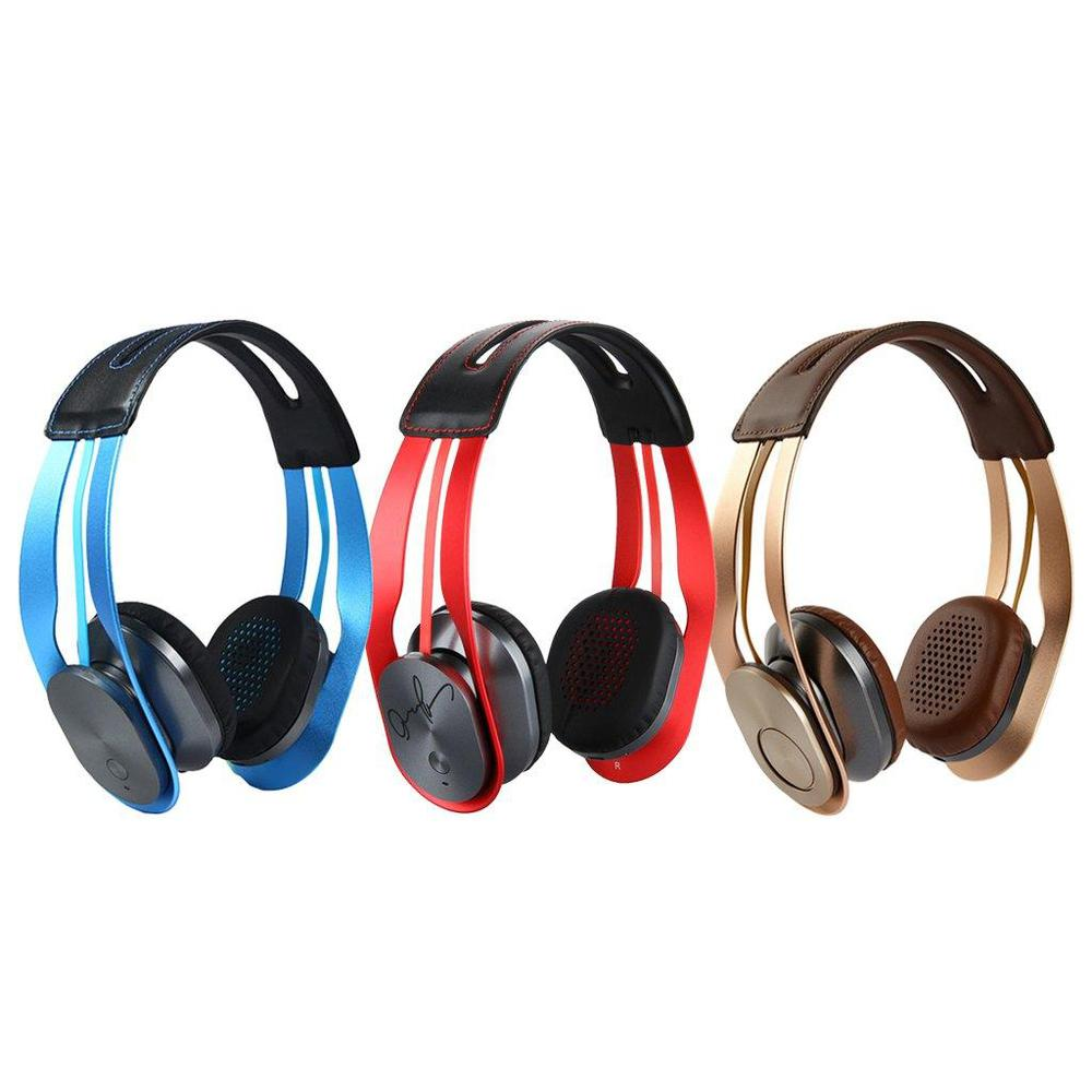 Syllable G700 Stereo Bluetooth 4.0 Headphone 3.5mm HIFI NFC Noise Cancellation Double Microphone Headset For iphone