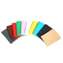 Cy 뜨거운 판매 1.6 m * 2 m/5.2ft * 6.5ft 사진 스튜디오 부직포 배경 10 색 검정 흰색 녹색 분홍색 카키색 노란색