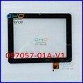 """Черный Новый 9.7 """"-дюймовый Планшетный ПК 097057-01A-V1 сенсорный экран панели Планшета Стекло замена Датчика Бесплатная Доставка"""