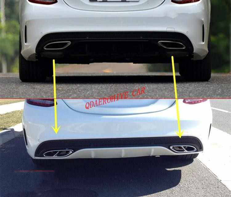 qdaerohive exhaust pipes tail tips