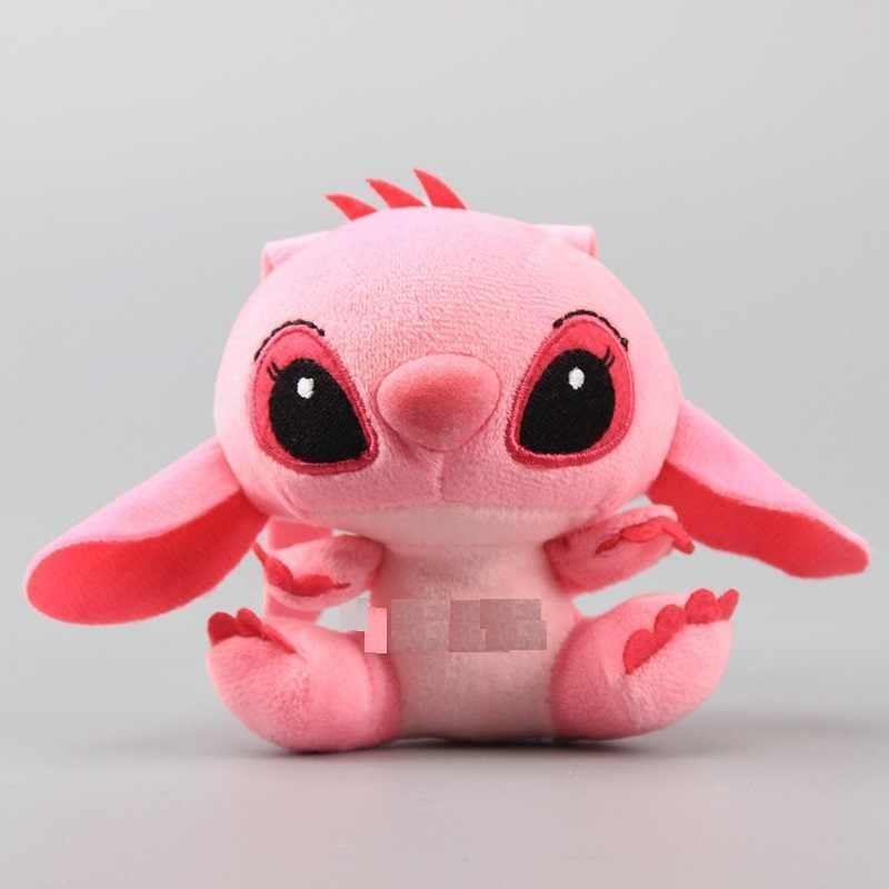 Ponto de Pelúcia Boneca Brinquedos Anime Lilo E Stitch de Pelúcia Kawaii Brinquedos de Pelúcia Para As Crianças Bonito Stich Crianças Presente de Aniversário New do Presente Do ano
