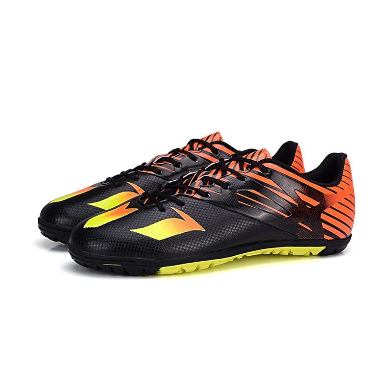 Crianças crianças Meninos sapatos chuteiras de futebol homens sapatos de futebol  turf Atlético tênis esportivos superfly futebol botas 31 44 em Sapatos de  ... dbd339d629cbc