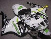 For VTR 1000 RC51 Fairings 2000 2001 2002 2003 2004 2005 2006 00 06 VTR1000 RVT SP1 SP2 White Fairing