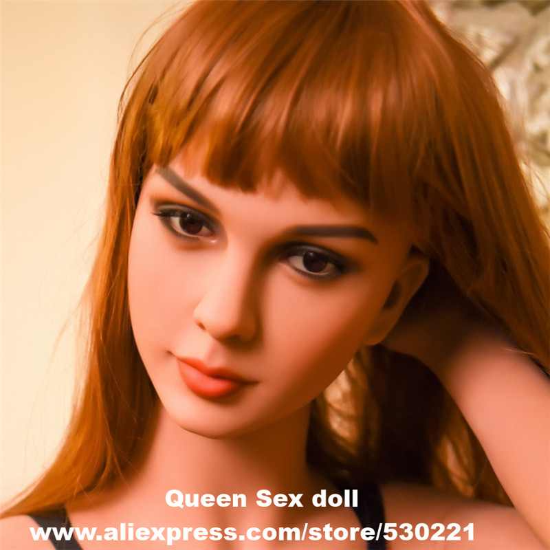 WMDOLL Top Quality Real Adult Doll Head For Tpe Sex Dolls Japanese Realistic Love Doll Heads