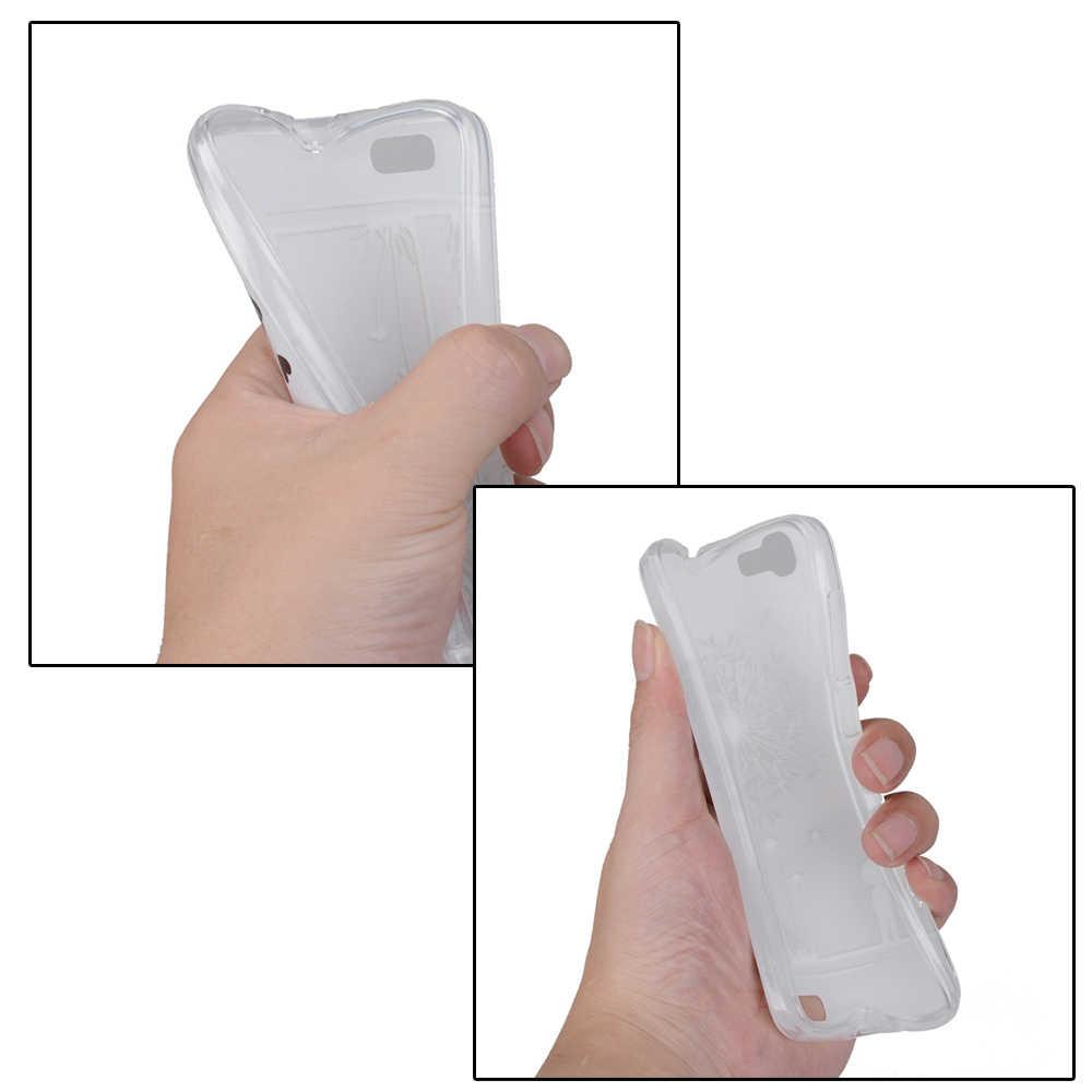 レノボ Vibe S1 S 1 Lite のケースシリコーンソフト TPU 裏表紙レノボ Vibe S1 Lite S1La40 携帯電話ケース S1 Lite