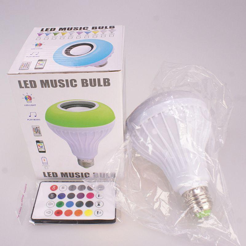 Tragbare Lautsprecher Led Licht Musik Birne Ändern Farben Wifi 4,0 Bluetooth Wireless Stereo Audio Smart Lautsprecher Mini Verstärker GläNzende OberfläChe