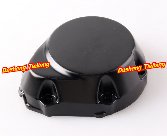 For Honda CB1300 All Years Left Engine Stator Crank Case Generator Cover Crankcase Protector engine stator crank case generator cover crankcase for yamaha fz400 all years cnc al black color