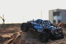 新しい 1:18 Rc カー 2811 2.4 グラム 20 キロ/H 高速レーシングカークライミングリモコン