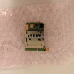 MS+SD memory card board repair parts for Sony DSC-RX100M5 RX100V RX100M5 RX100M5A Digital camera
