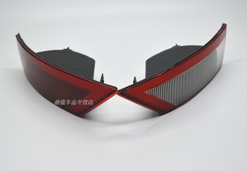 Osmrk Галогенные задний бампер свет задний противотуманный фонарь стоп-сигнал для Форд Фокус 2009-13, 2шт
