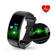Bluetooth Sport Smart Watch Wristband IP67 Waterproof Smartwatch Heart Rate Monitor Smart Bracelet for Android iphone