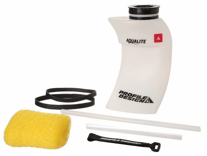 Profile Design Aqualite Hydration System 22/33 Oz Water Bottle Aero Aero Drink Bottle
