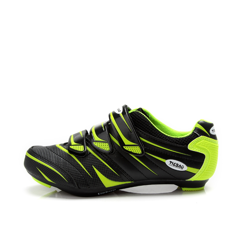 TIEBAO G816A Road Cycling Shoes, Lock pedal Bike Shoes, SPD/SL/LOOK-KEO Cleated Bicycle Shoes Zapatillas Ciclismo Fiettsschoenen tiebao black road bike shoes ultralight bicycle road shoes men cycling shoes self locking sport shoes zapatillas ciclismo