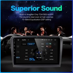 Image 5 - Dasaita Radio con GPS para coche, Radio con Android 10,0, 1 Din, pantalla táctil multitáctil de 2008 pulgadas, HDMI, para Skoda Superb 2009, 2010, 2011, 2012, 2013, 2014, 10,2