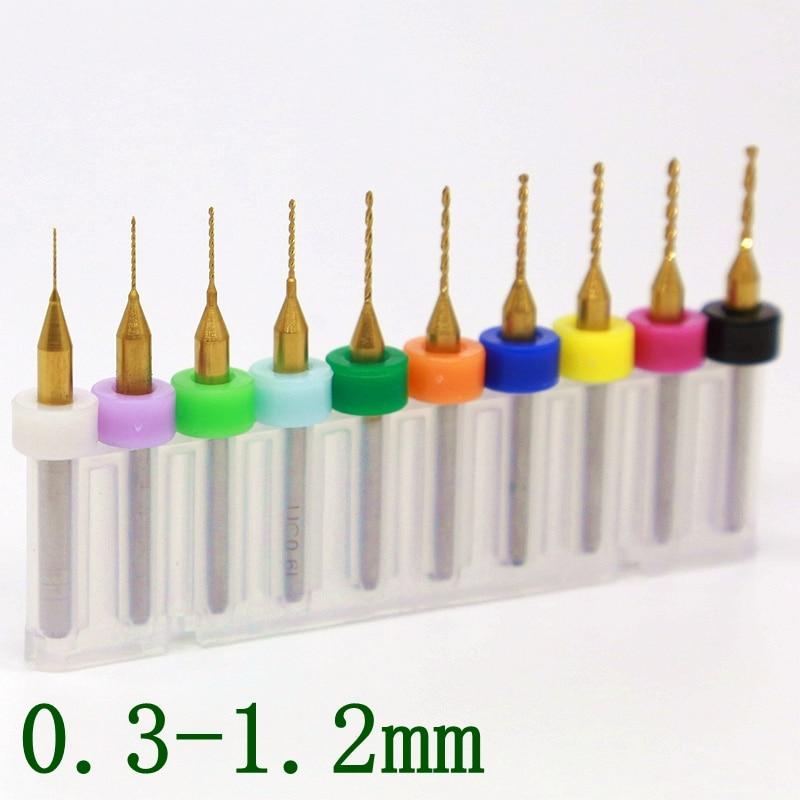 Broca de PCB recubierta de titanio 0.2-1.2 mm, fresadora CNC - Broca - foto 5