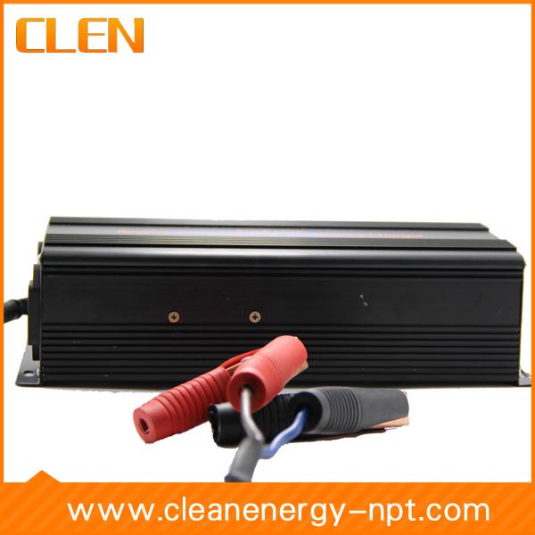 36 V 25A Carregador de Bateria de Pulso Reverso Do Motor Do Veículo Desulafator Full Auto Comutável 7-passo Carregamento