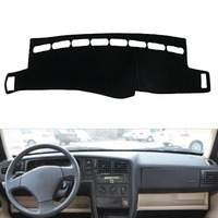 Fit For VW Jetta 2005 2012 Auto Car Dashboard Cover Avoid Light Pad Instrument Platform Dash