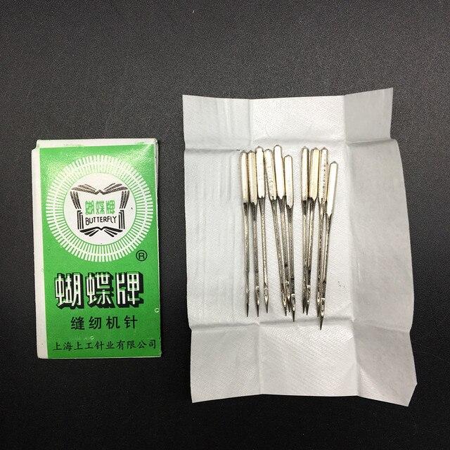 5 Pack Haushalt Nähmaschine Nadel, Größe 75/11, HA * 1, Chinesische ...