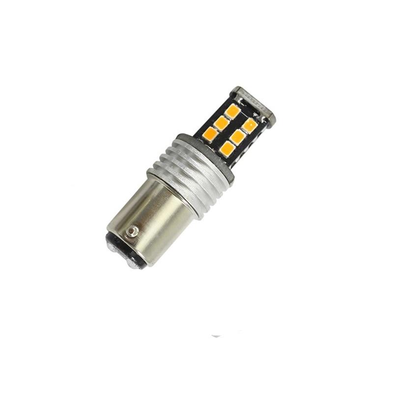 2 gab. P21W BAY15D 1157 LED 15SMD 2835 automašīnas miglas lukturi - Auto lukturi - Foto 2