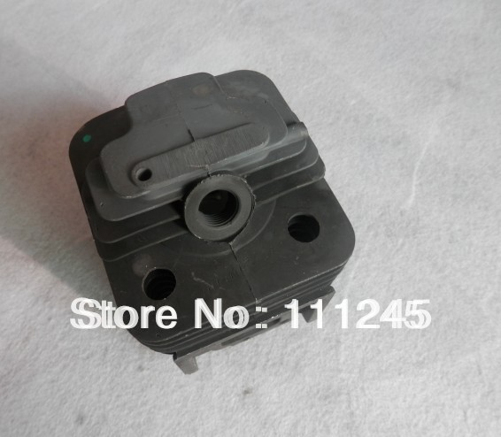 ONLY CYLINDER HEAD 40MM FOR 1E40F-5 40F-5 40-5 BRUSH CUTTER 430 415 42.7cc  2 STROKE  MOWER ZYLINDER  AFTERMARKET PARTS midcool mxh10 5 cylinder