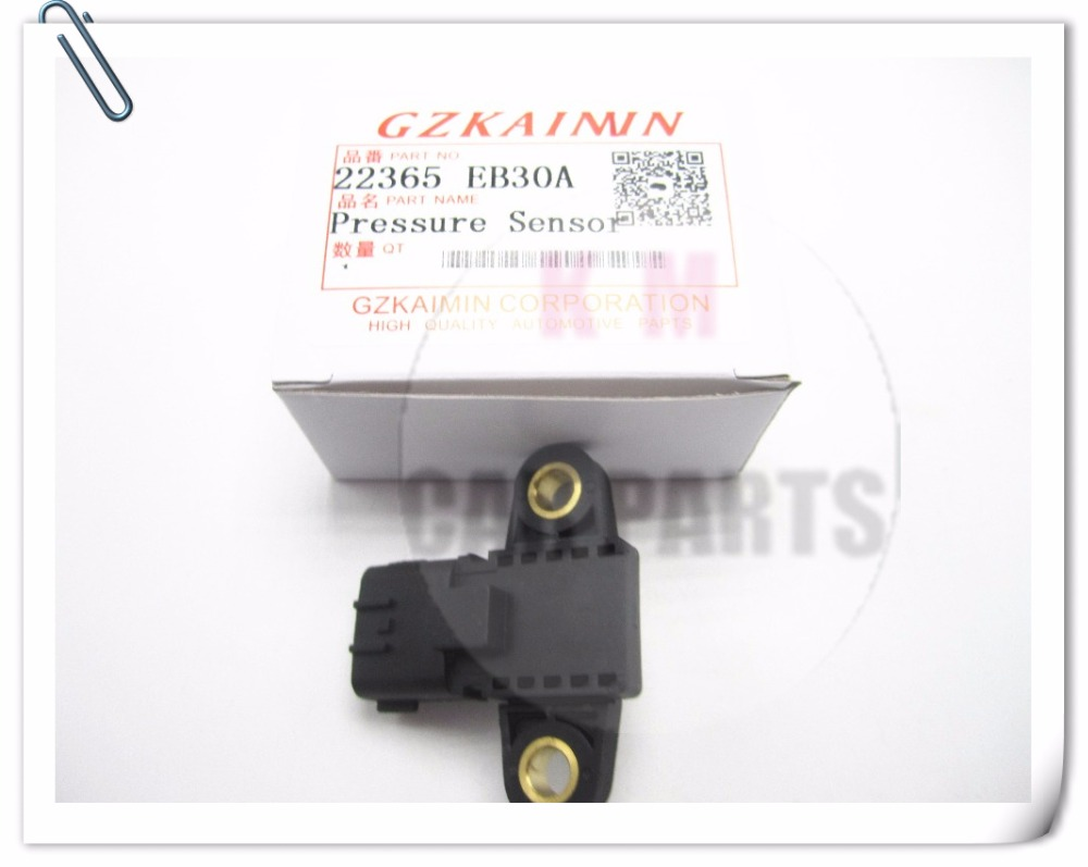 где купить HIGH QUALITY new Fuel Pressure Sensor 22365-eb30a 22365EB30A for Nissan Navara D40 Pathfinder R5 дешево
